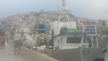 Port of Kavala