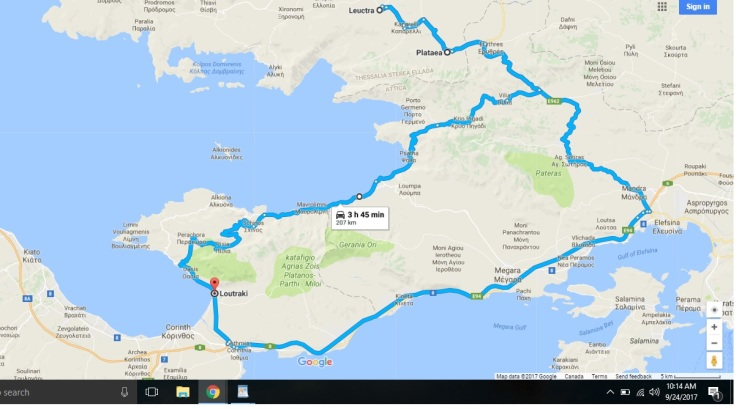Circle Route